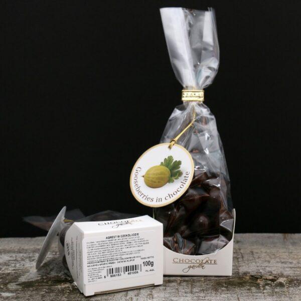 Agrest w czekoladzie 100g