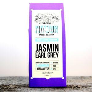 Herbata Czarna Jaśmin Earl Grey