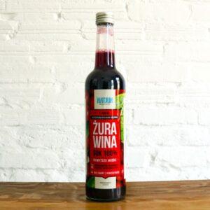 100% sok z żurawiny 400ml