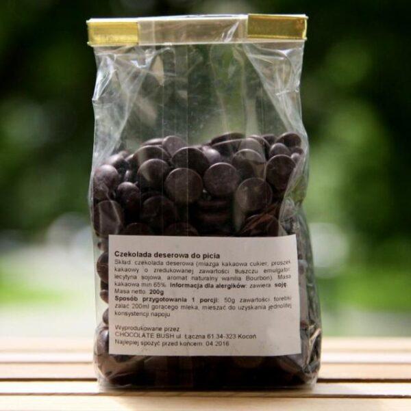 Czekolada do Picia Gorzka 70% kakao
