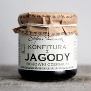 Konfitura z Jagody