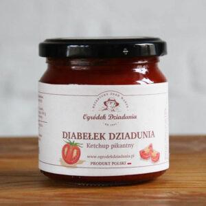 Diabełek Dziadunia - Keczup Pikantny 200 g