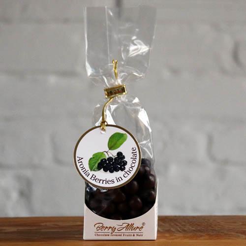 Aronia w czekoladzie