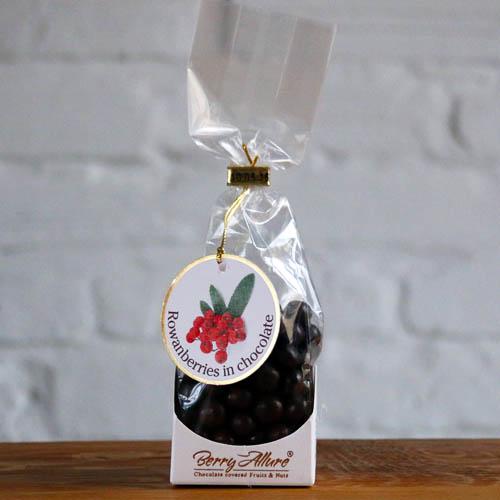 Jarzębina w czekoladzie