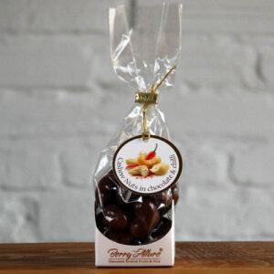 Orzech Nerkowca w mlecznej czekoladzie z chili 100g