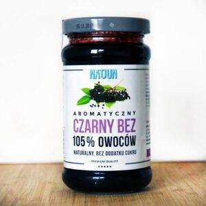 Konfitura Czarny Bez 105% 220 g