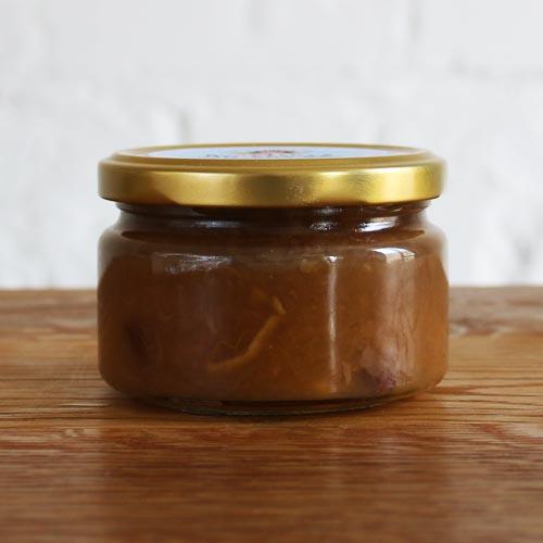 Konfitury do serów jabłkowo-miodowe z rozmarynem