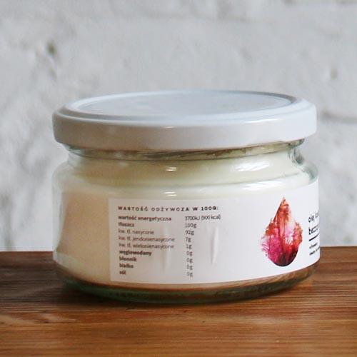 Olej Kokosowy Bezzapachowy, Rafinowany - 200ml