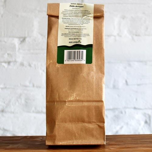 Ziele skrzypu - herbata ziołowa 50g