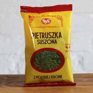 Zielona Pietruszka Suszona 15 g