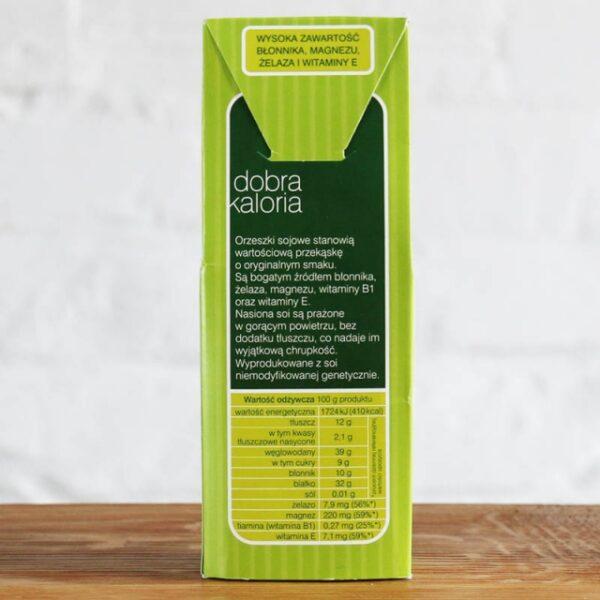 Orzeszki sojowe naturalne 60 g