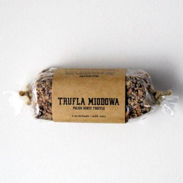 Baton Miodowy Trufla Orzechowa 80 g