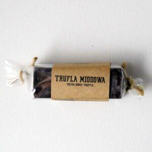 Baton Miodowy Trufla z Belgijskiej Czekolady 80 g