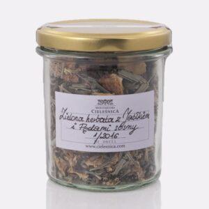 Zielona herbata z Jabłkiem i Pąkami Sosny 60 g