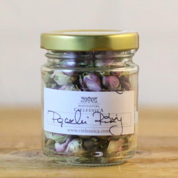 Suszone Pączki Kwiatów Róży 18 g