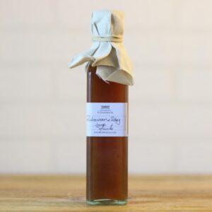 Syrop Rabarbar z Różą 250 ml