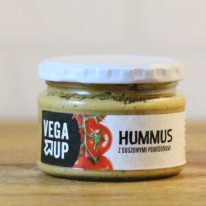 Hummus z suszonymi pomidorami 210 g