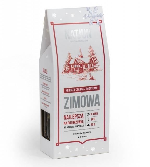 Herbata czarna ''Zimowa'' 80g