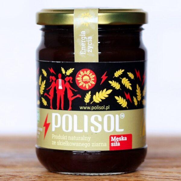 Polisol Męska Siła - Naturalne źródło witamin 330 g