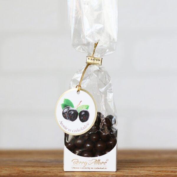 Aronia w czekoladzie 100g