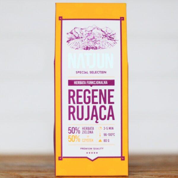 "Herbata ""Regenerująca"" 80g"