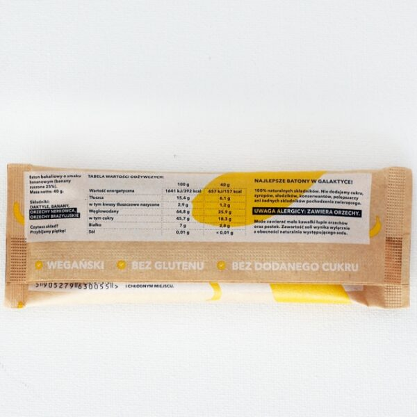 Baton Urwis Bananowy