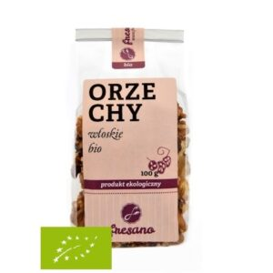 Orzechy włoskie BIO 100 g