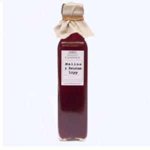 Syrop Malinowy z Kwiatem Lipy 250 ml