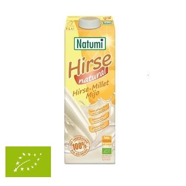 Napój mleko jaglane bezglutenowe 1l