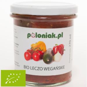 BIO Leczo wegańskie 270 ml