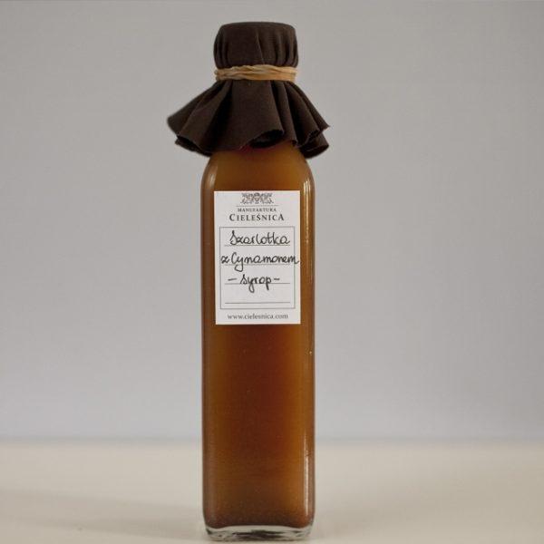 Syrop Szarlotka z Cynamonem 250ml