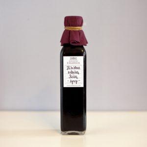 Syrop Hibiskus Rubinowy z Owocami Dzikiej Róży 250 ml