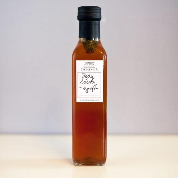 Syrop z Młodych Pędów Sosny 250 ml