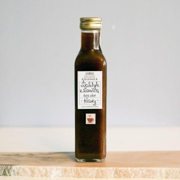 Daktyle z Wanilią - sos do Kawy - bez cukru 250 ml