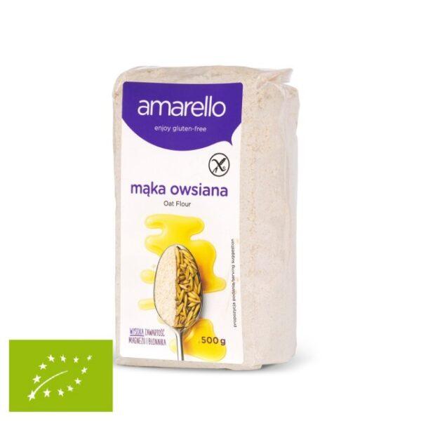 Mąka Owsiana 500 g