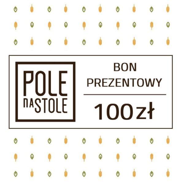 Bon Prezentowy 100 zł
