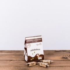 Miodowe krówki czekoladowe 120g