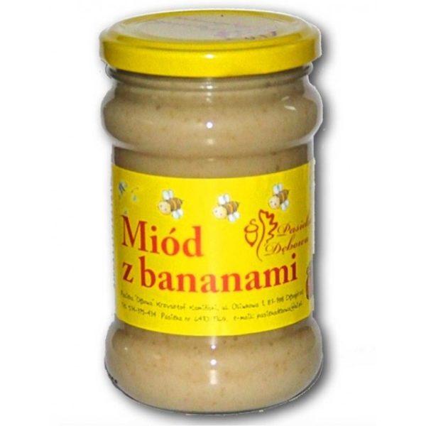 Miód z bananem