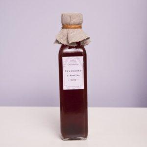 Syrop Truskawka z Wanilią 250 ml