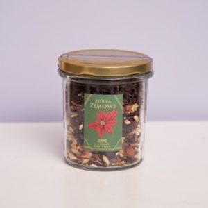 Ziółka zimowe - zapach i smak Świąt po zaparzeniu 75 g