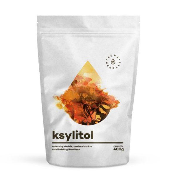 Ksylitol - naturalny słodzik 400g