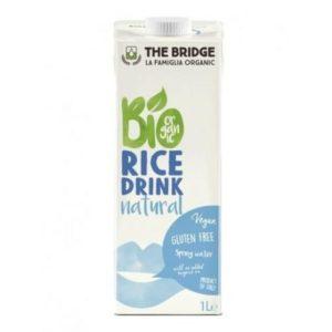 Napój ryżowy naturalny bio 1l