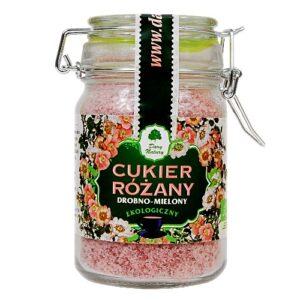 Cukier różany eko - drobno mielony 200g