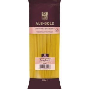 Makaron (kukurydziano-ryżowy) spaghetti bezglutenowy BIO 500g