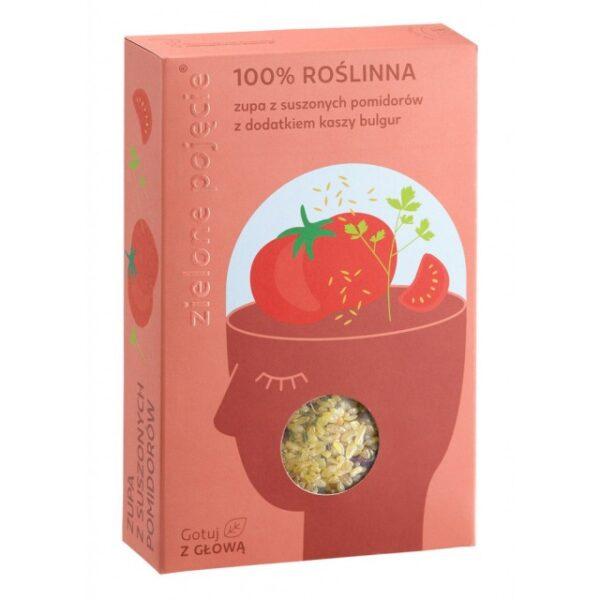 Zupa z Suszonych Pomidorów z Dodatkiem Kaszy Bulgur 140 g