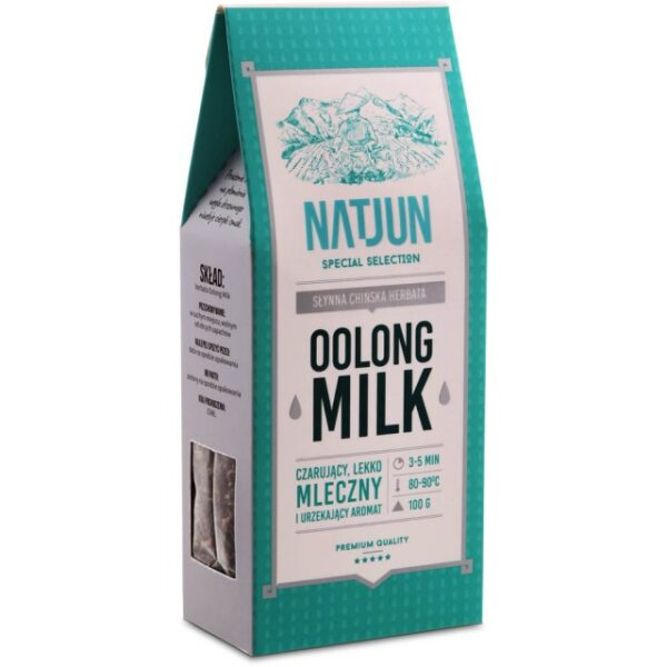 "Herbata ""Oolong Milk"" 100g"