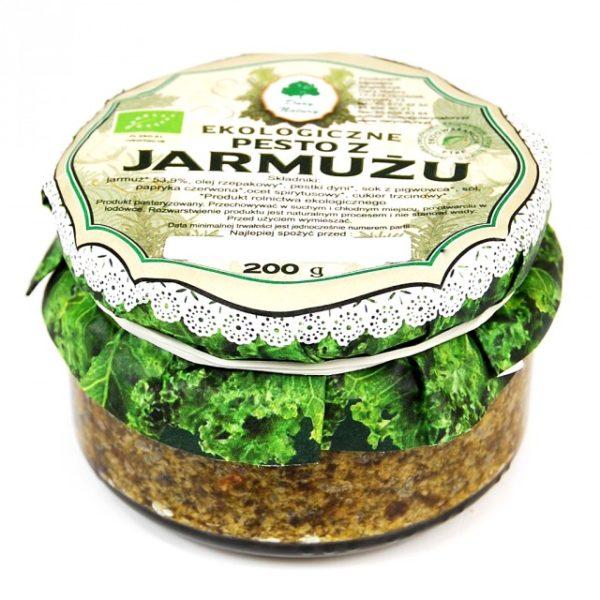 Pesto z Jarmużu Eko 200g