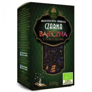 Herbata Czarna Bajeczna EKO 100g