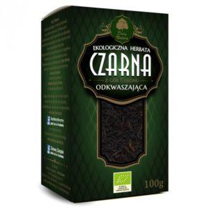 Herbata Czarna odkwaszająca Eko 100g