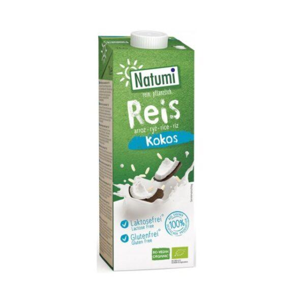 Napój ryżowo-kokosowy bezglutenowy BIO 1l